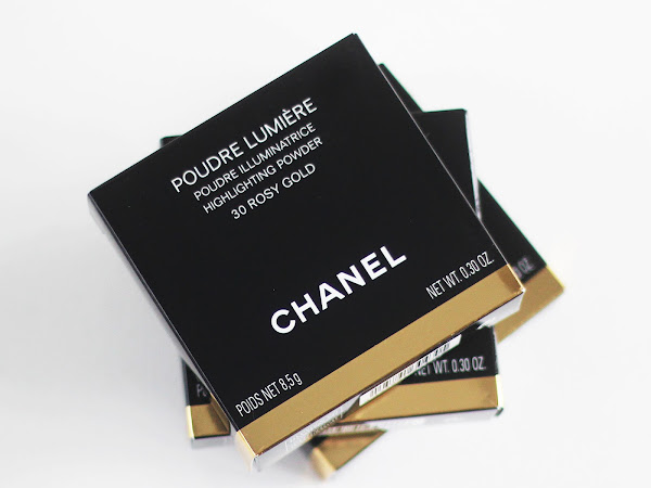 I bought THREE Chanel Highlighters (Yes, I'm crazy)