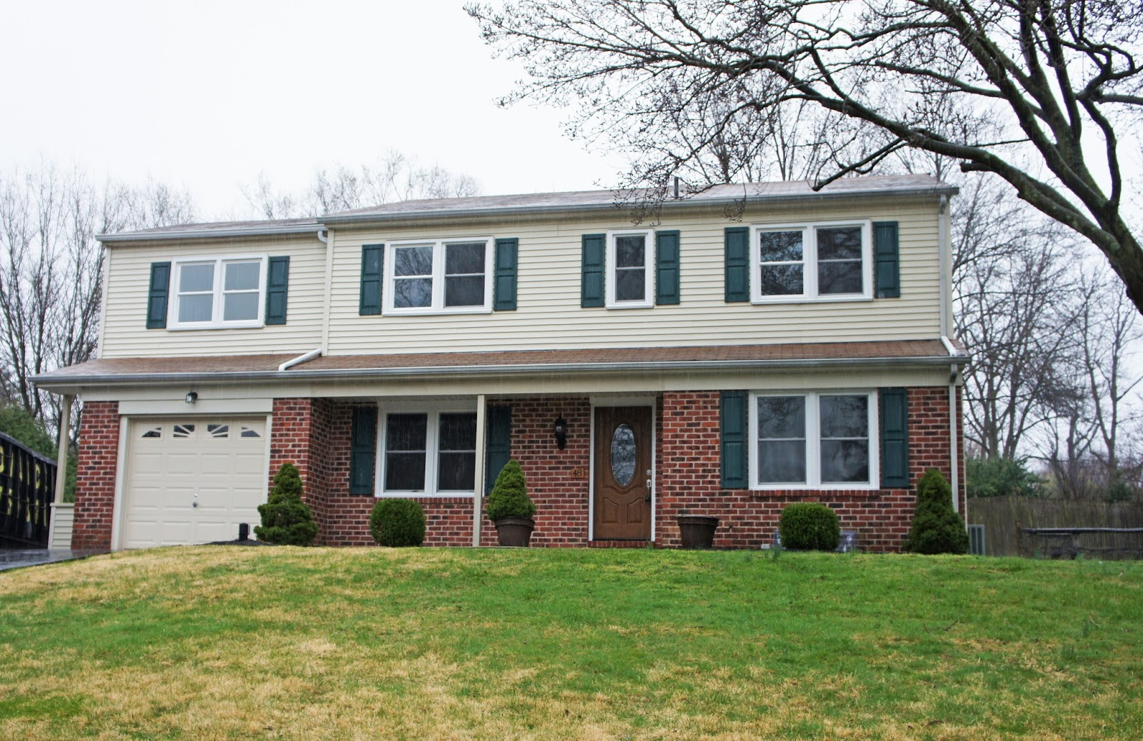 Living In Media Pa Completely Remodeled Colonial In