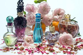 Parfum penyempurnaan penampilan