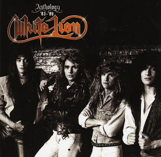 White Lion - You're All I Need Lyrics Video