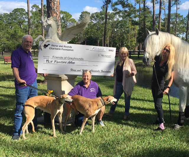 Horses and Hounds check 2017