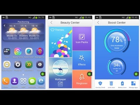 CLauncher - Custom Launcher download - AppZOZ | Free Android