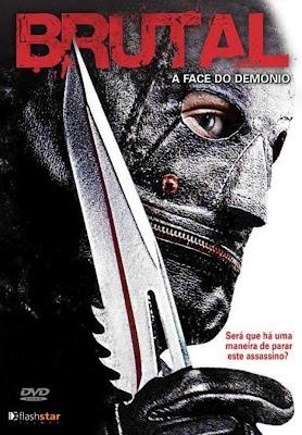 Brutal: A Face do Demônio - DVDRip Dual Áudio