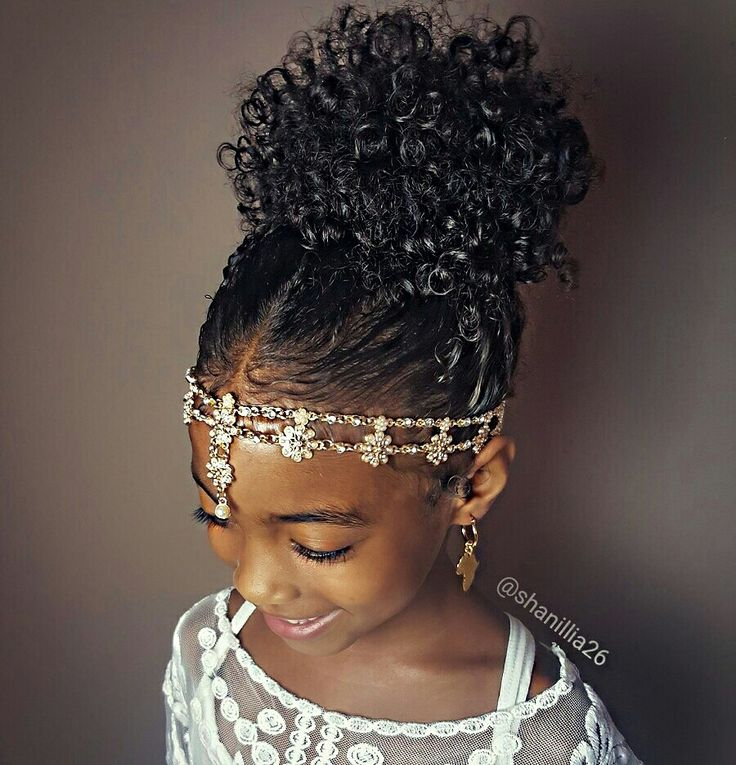 Little Black Girls Hairstyles - Cool Ideas For Black -7491