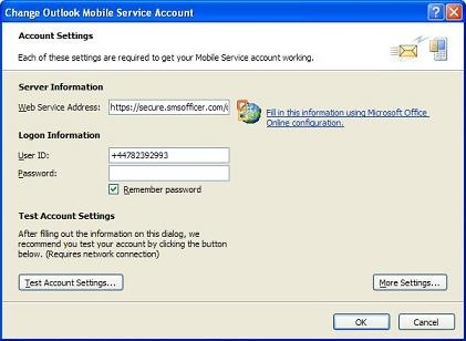 How to send SMS Text Messages from Computer to Mobile Phone via