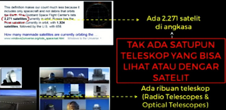 Kebohongan NASA Yang Sudah Terbongkar