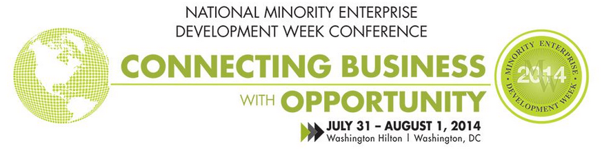 Annual National Minority Enterprise Development Week Conference
