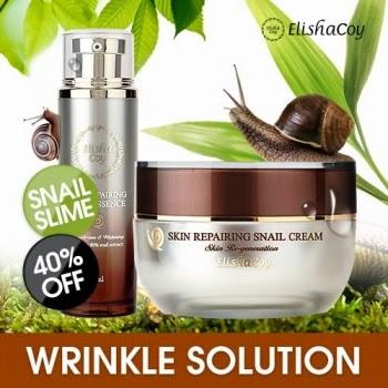 Elishacoy's Skin Reparing Snail Cream