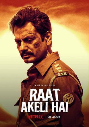 Raat Akeli Hai 2020 HDRip 720p Dual Audio In Hindi English