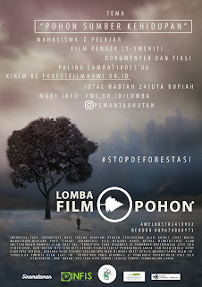 Lomba Film Pohon: POHON SUMBER KEHIDUPAN