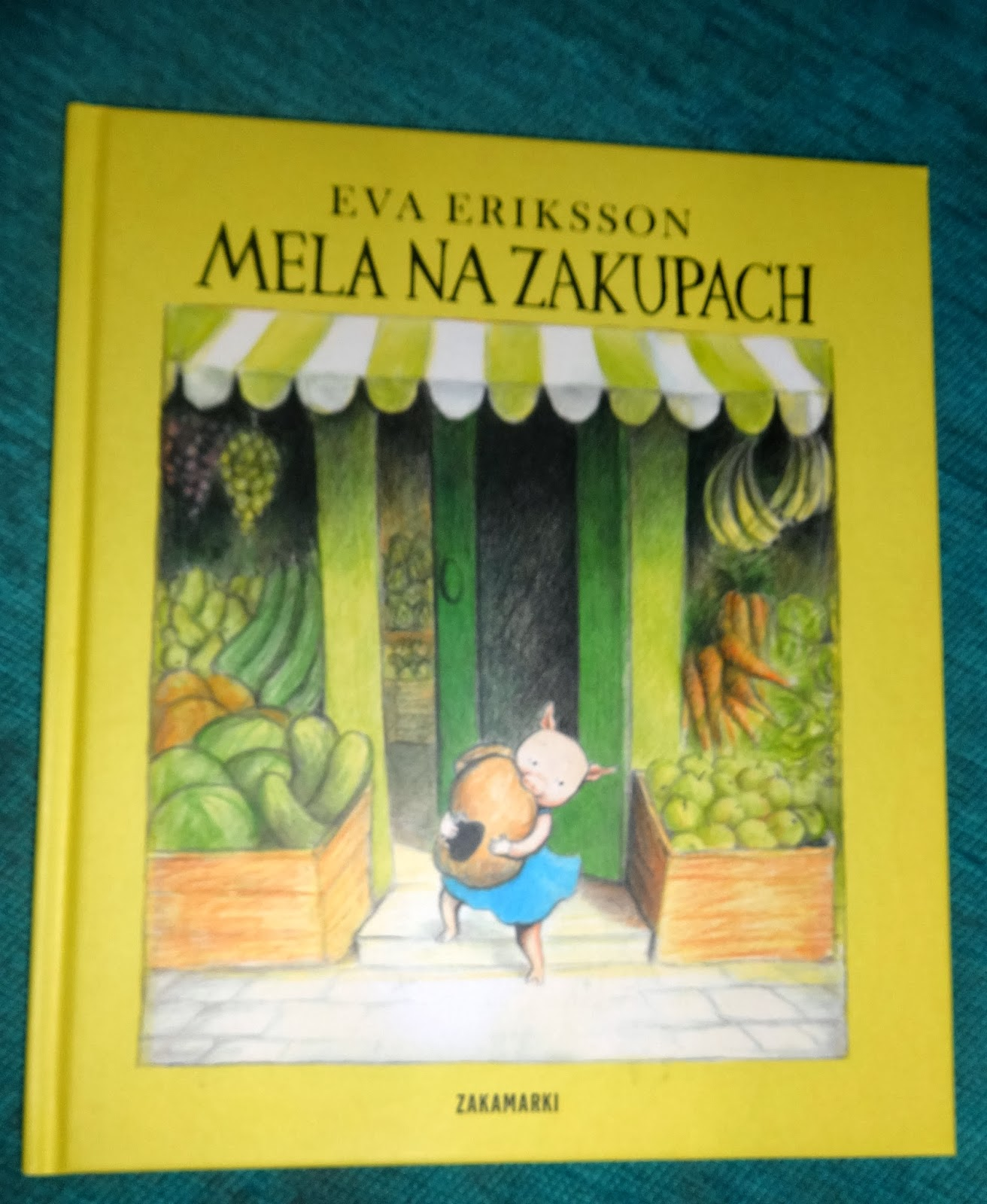 Mela na zakupach- Eva Eriksson