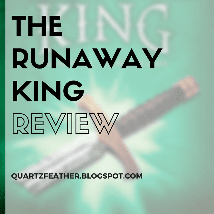 The Runaway King by Jennifer Nielsen Review