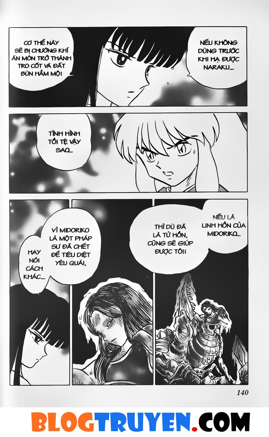 Inuyasha vol 38.8 trang 9