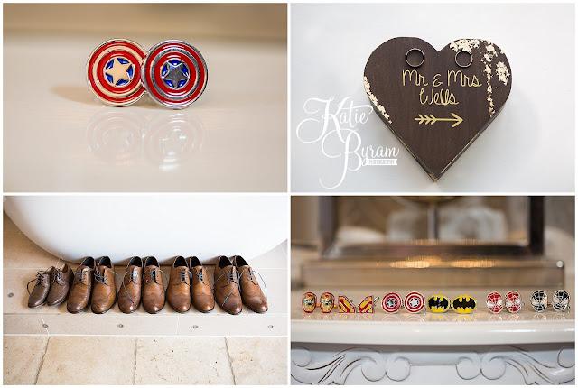 funky cufflinks, woodhill hall, northumberland wedding venue, woodhill hall wedding photographs, woodland wedding, otterburn wedding, katie byram photography,