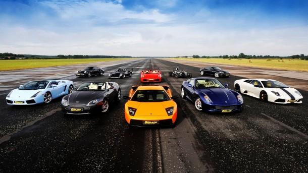 Sports Cars Wallpaper