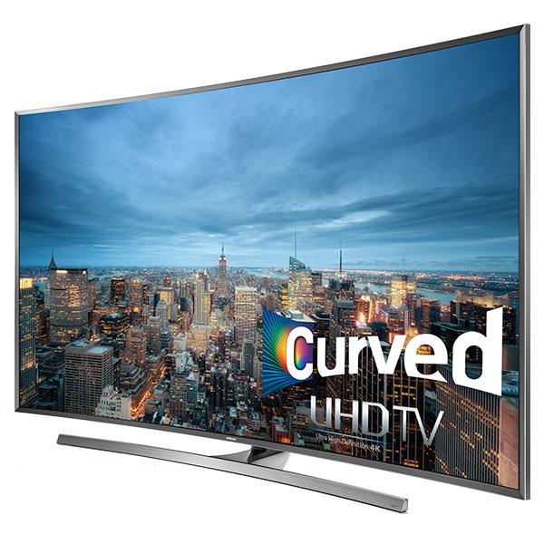 Samsung UN55JU7500FXZA Curved UHD TV