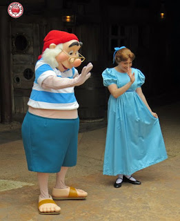 Disneyland Paris - Wendy
