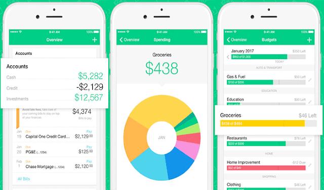 ¿Cuáles son las 8 apps para administrar tu dinero?