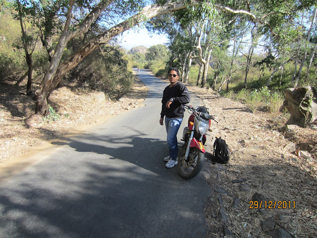 mount abu to guru shikhar