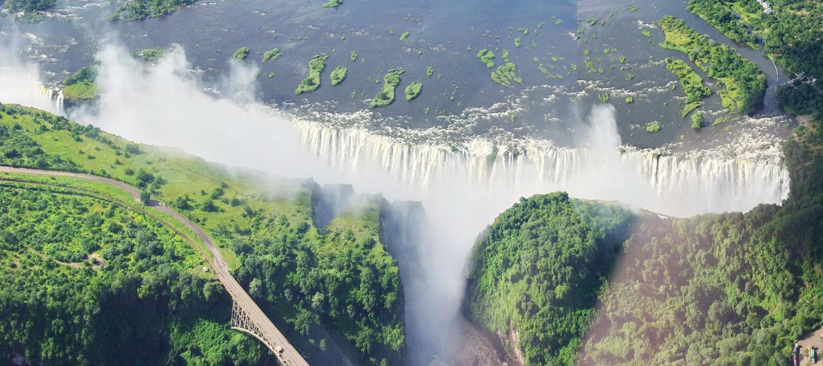 Zimbabwe, Victoria Falls