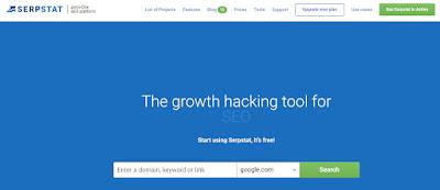 SERPSTAT: Un sitio sencillo de métricas de SEO y SEM