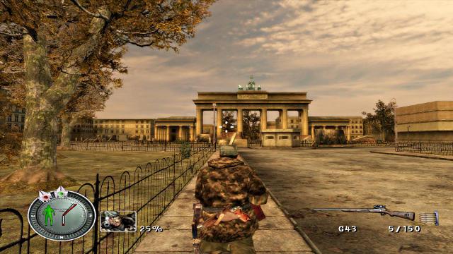 Sniper Elite (Demo) - Image du Jeu