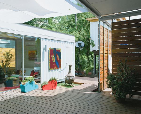 Shipping container homes shipping container home houston Houston home design