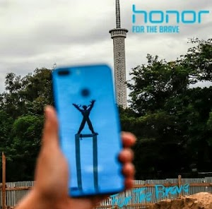 Honor indonesia launching Honor 9 Lite