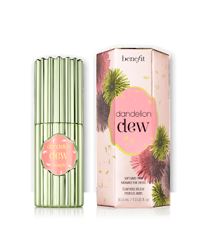benefit dandelion dew baby  pink liquid blush