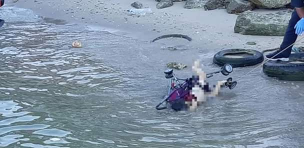 Graphic Photos: Man drowns his 18-month-old son to punish wife
