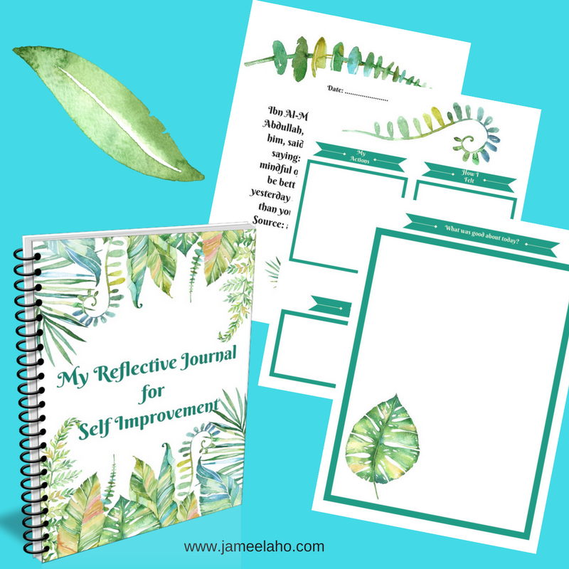 How Start Self Improvement Journal