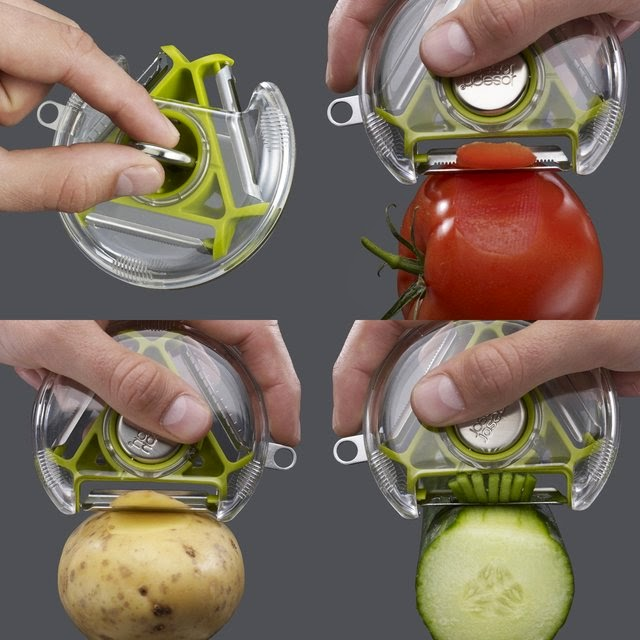 peel fruits and vegetables easily