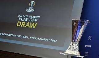 Jadwal Play-off Liga Eropa 2017-2018