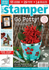 Published in Craft Stamper June 2014