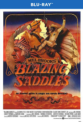 Blazing Saddles 1974 BD25 Latino