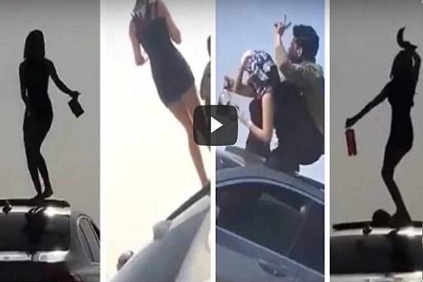 فتاة تضع حدا لحياتها بعد إنتشار فيديو لها بالفيسبوك