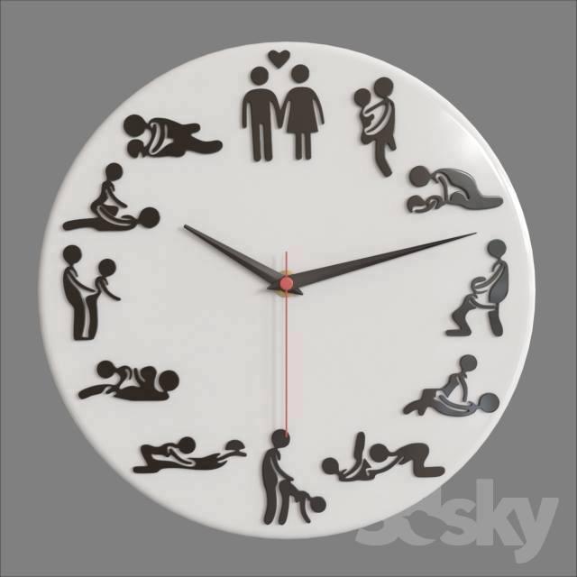 Wall Clock Free Stuffs For Sketchup Vray