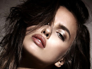 Irina Shayk Face Image For Desktop