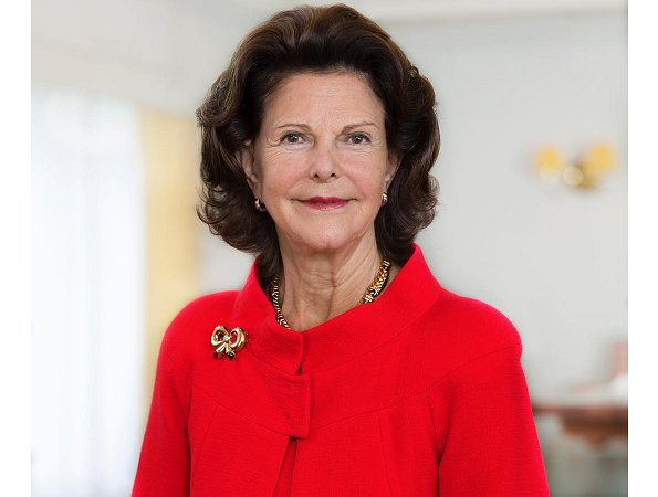 Queen Silvia of Sweden is celebrating her 74th birthday today. born Silvia Renate Sommerlath December 1943