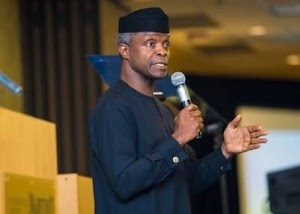 Buhari Is Here To Stay, PDP Will Never. Return To Power, Says VP Osinbajo