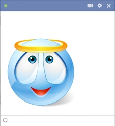 Innocent Facebook Smiley
