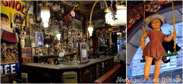 """Café du coin d'en bas de la rue du bout de la ville d'en face du port-la Java"""""""