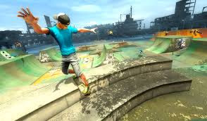 Download Game Shaun White Skateboarding Full for PC
