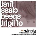 Winnie – First Class Speed Of Light
