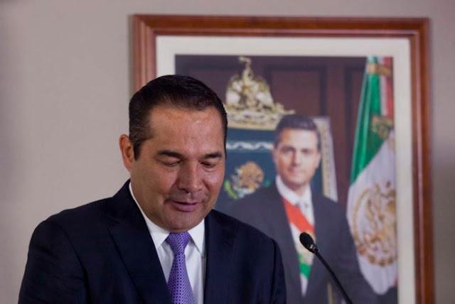 Cuadro de Peña Nieto, pinturas