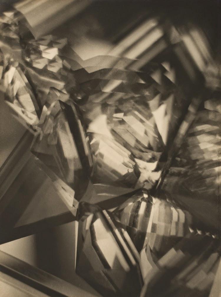 Vortografías: La fragmentación geométrica de la ralidad