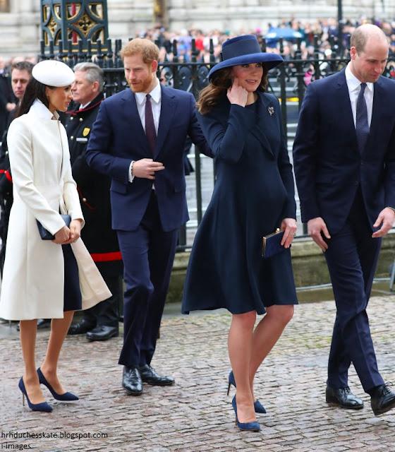 Nabożeństwo z okazji Commonwealth Day w Westminster Abbey