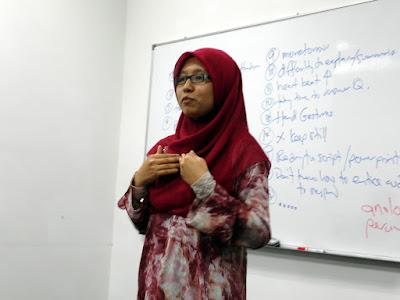 Dare To Speak Public Speaking Program by Azmi Shahrin at  on 14-15 Nov 2016
