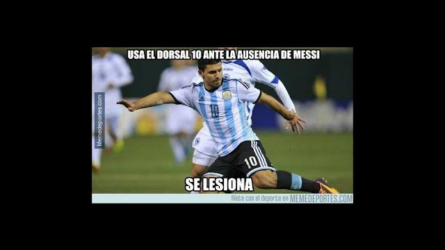 memes partido ecuador vs argentina