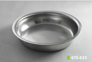 Vas Chafing Dish Rotund, Chafing Dish cod:470619, Pret Chafing Dish, Accesorii Chafing Dish, Prezentare si Servire Bufet, Horeca